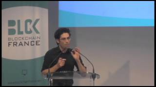 Les applications prometteuses des smart contracts | Nicolas Loubet | Conférence Big Bang Blockchain