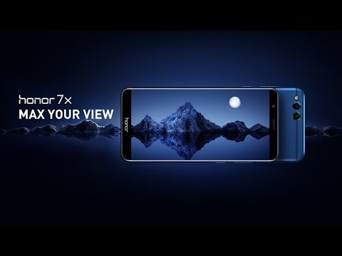 Honor 7X Official Intro Video. Affordable Full-Display Smartphone with Dual Camera (HD)