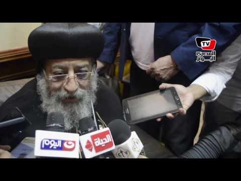 تعرف على تعليق «البابا تواضروس» على محاولة اغتيال «علي جمعة»