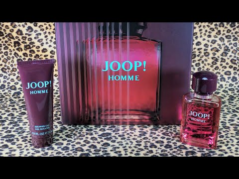 Joop! Homme Gift Box Set Unboxed - EdT & Shower Gel - Christmas Present