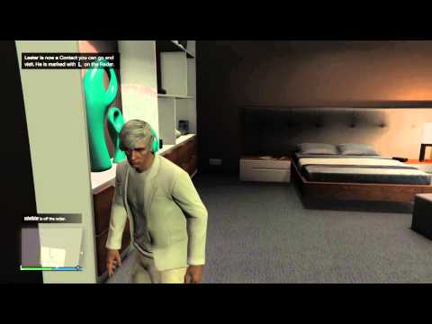 Grand Theft Auto V - Buying a Whale Shark Card