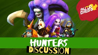 Hunters | Build | Guide | Gameplay | Walkthrough |  Auto Chess Mobile