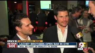 Interview on the Reality TV Lachey's Bar