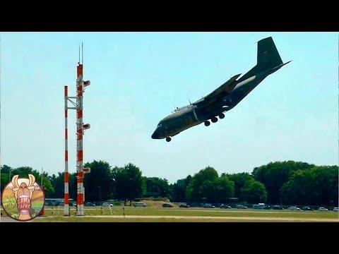 Accidents d'Aviation Incroyables Filmés par Caméras !