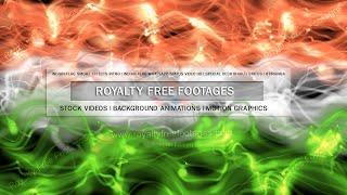 Independence Day WhatsApp Status Video, Deshbhakti Song Status, #15August | Indian flag smoke effect