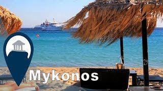 Mykonos | Platis Gialos beach