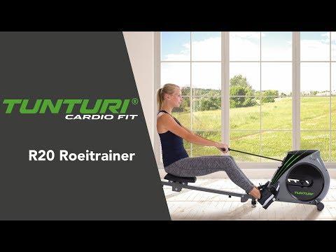 Tunturi Roeitrainer Cardio Fit R20