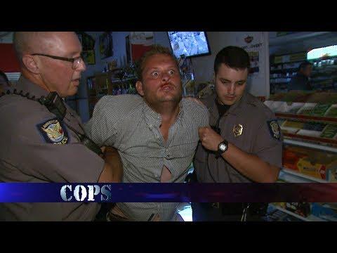 Late Night Shopper, Show 3024, COPS TV SHOW