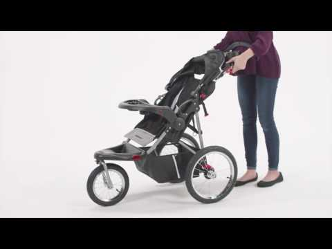 Baby Trend Expedition Jogger Stroller Review By BabyStrollerHome.Com