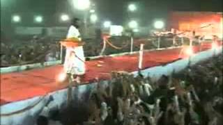 Satguru Tumhare Pyaar Ne- Maha Satsang With Sri Sri Ravi Shankarji-18 March 2012,Lucknow .wmv