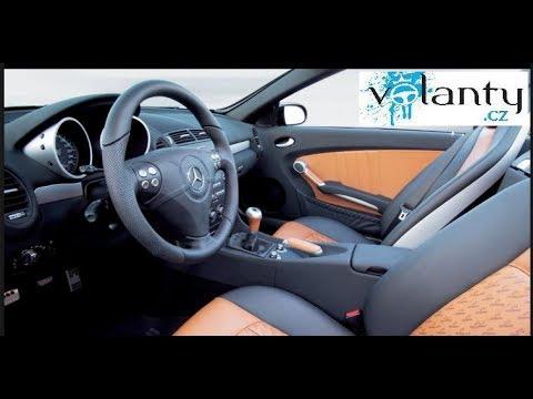Dismantling Steering wheel - Remove airbag Mercedes Benz SLK class R171