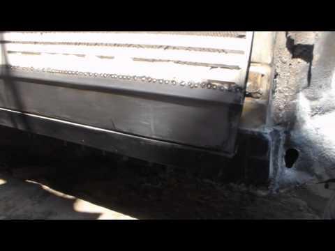 Ремонт дверей ВАЗ 21099(ремвставки и скорлупа)