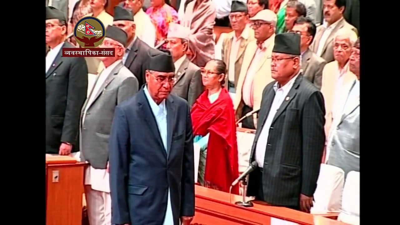 Statute row should be resolved before 2nd phase local polls: PM Dahal