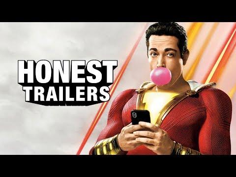 Shazam Honest Trailers