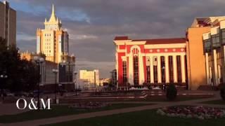 Saransk City / Russian Federation / 2016 HU-video line