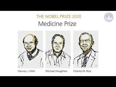 Nobel laureates: who they are and why they won