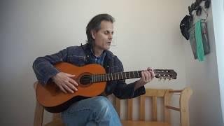 THE BEATLES  NORWEGIAN WOOD GUITAR LESSON