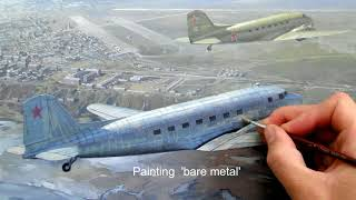Aviation Art - The Russian Connection