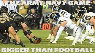 The 120th Army Navy Game: Bigger Than Football