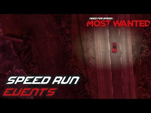 Need For Speed: Most Wanted (2012) - Speed Run Events (PC)