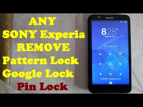 How to Hard Reset Any Sony Xperia Mobile L/XZ/X/E5/M2/SP/XA/Z5/M5/M2