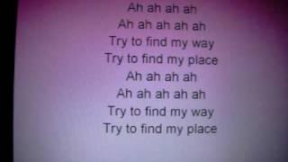 Find My Place - Samantha Boscarino