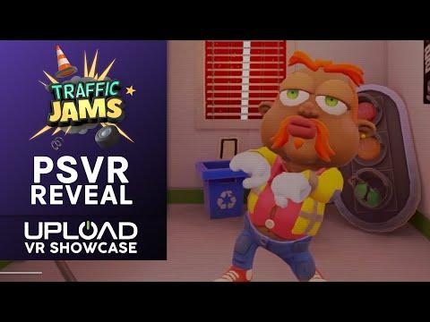 PSVR Release Date Trailer de Traffic Jams