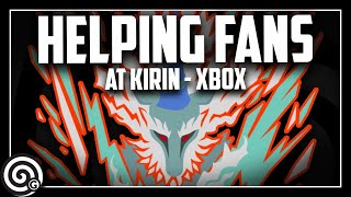 HELPING FANS - Arch Tempered Kirin | MHW