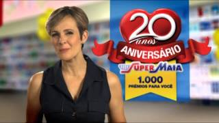 Supermaia´s 20 years promotional campaign
