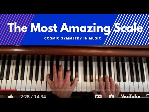 The Most Amazing Jazz Scale