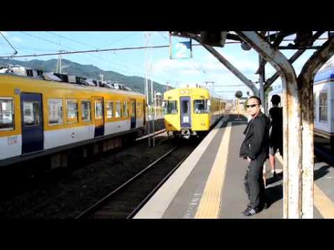 Nikon1 Video test 川跡駅