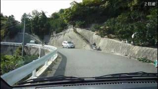 [HD] 岡村島一周(とびしま海道)