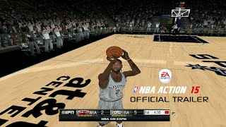 NBA ACTION 15│Official Trailer + Download Link
