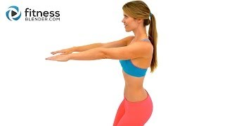 Calorie Burning Low Impact Cardio Workout for Beginners