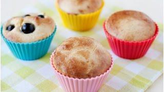Healthy Grain Free Paleo Pancake Muffins Recipe