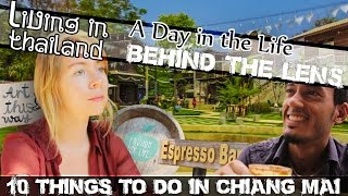 preview picture of video '10 THINGS TO DO IN CHIANG MAI - LIVING IN THAILAND VLOG (ADITL BTL EP38)'