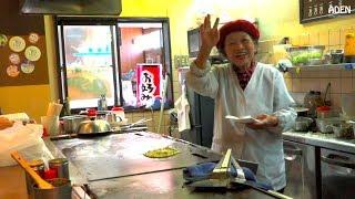 Teppanyaki in Kobe - Food in Japan