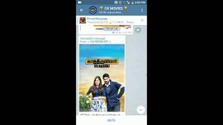 telegram malayalam movie group links - Kênh video giải trí