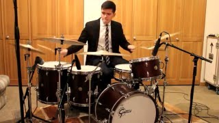 """""""It's Only Time"""" Suite - Drake Bell - Drum Cover by Christian Santangelo"""