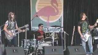 Lost Cause Live at the Marco Island Music Fest