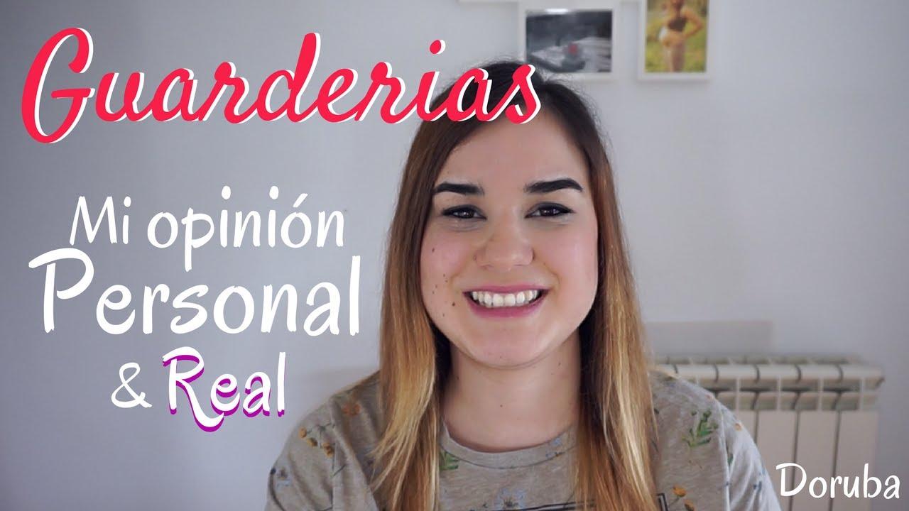 Guarderias infantiles -- Mi experiencia y opinión personal -- Doruba