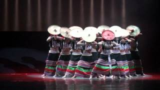 Video : China : Scenes from the show 'Dynamic YunNan' - video