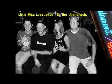 Little Miss Love Jones & The Archangels... @ Sweeney's Saloon on 7-27-13 recorded by L.A. Ives