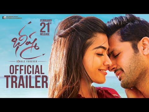 Bheeshma Telugu Movie Official Trailer
