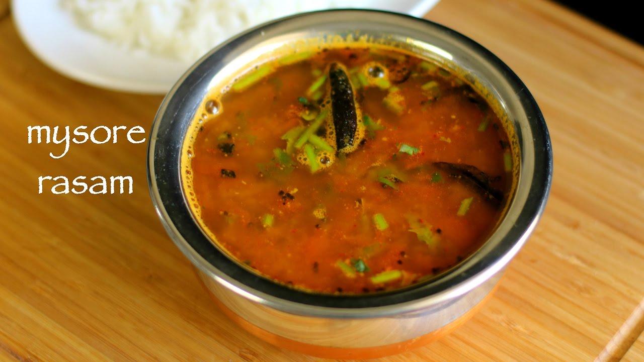 mysore rasam recipe   south indian rasam recipe with ...