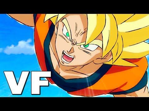 DRAGON BALL SUPER BROLY Nouvelle Bande Annonce VF (2019)