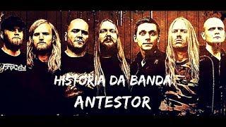 ANTESTOR / HISTÓRIA DA BANDA ANTESTOR