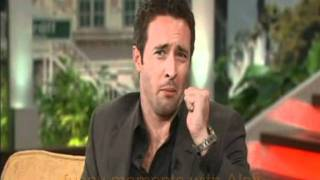 Funny Moments With Alex O`Loughlin