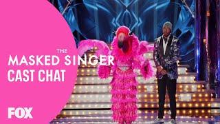 The Flamingo Is Unmasked: It's Adrienne Bailon! | Season 2 Ep. 13 | THE MASKED SINGER