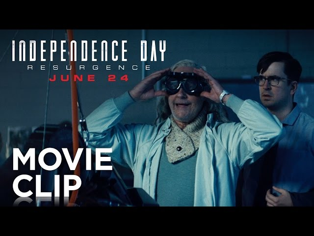 Independence Day: Resurgence movie clip - Brackish Okun Laser